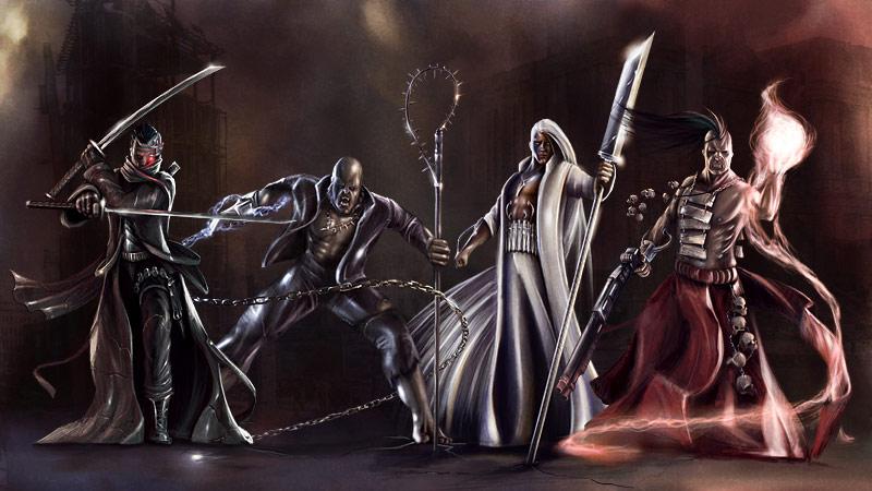 blood war games
