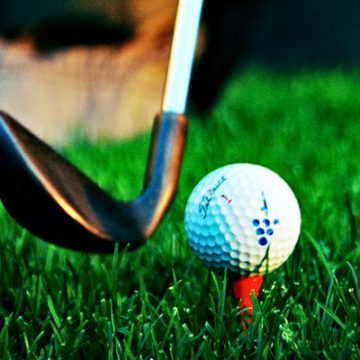 Short game golf lessons