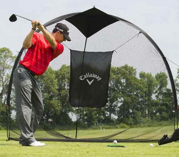 golf practice nets