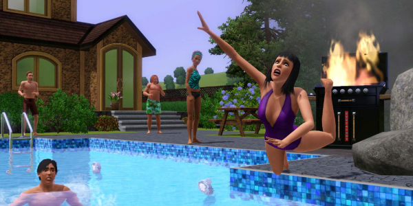 Play The Exciting World Of The Sims 4