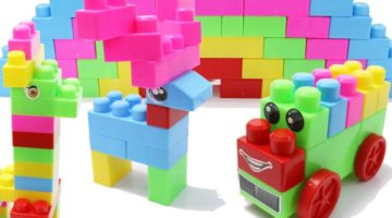 Building Blocks are Good Toys for Kids